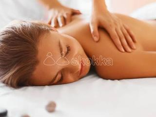 Luxury spa full body massage by well trained therapist in Lucknow