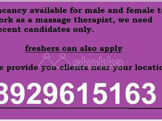 Female need decent male for massage