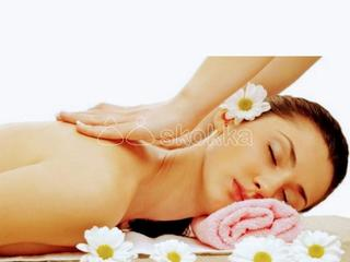 Full body Massage only Female Services