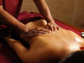 Sensual body massage for female only