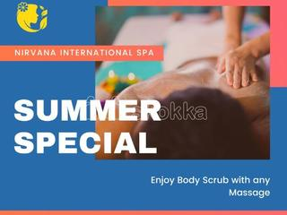 SUMMER SPECIAL MASSAGE & BODY SCRUB - Bangalore, India