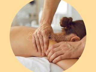 MALE MASSAGE THERAPIST AT DOORSTEP - For Men & Women