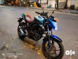 Suzuki Gixxer 155 bs4 special edition twin disc fully mint condition
