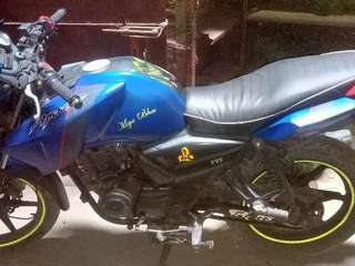 I sell my rtr 160 double disc