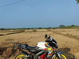 Ns 200 , good condition , topspeed 252 , trending , modified bike