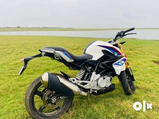 BMW G310 WITH BEST CONDITION