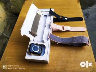 Luxery Model k6 Smart watch Series 6 (OLED CURVED DISPLAY) Edge to Edg
