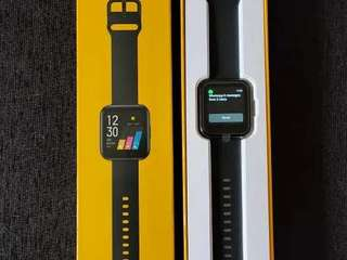 Realme smart watch neat condition
