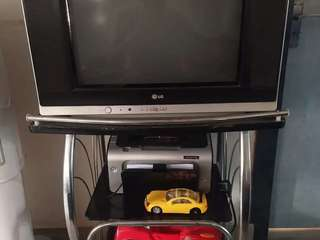 LG Tv with Stand