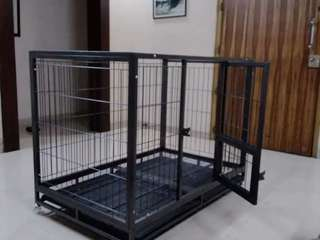 Dog Cage (New) top quality 4ft by 3 ft