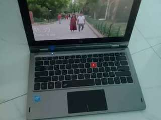 Compbook iball touch Display