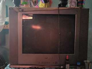 Old tv good condition