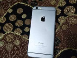 6{32gb}spacegraycolour one hand condition