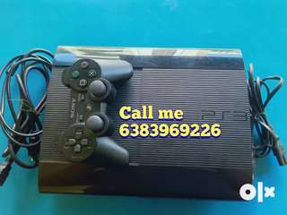 Ps3 playstation 3 500gb with 30 game