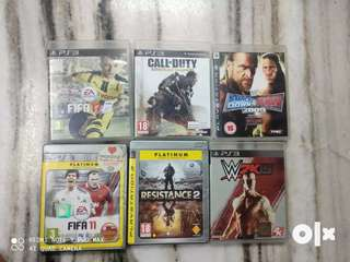 All ps3 cd