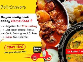 Register your Home Kitchen & Start your Online Home Food Business