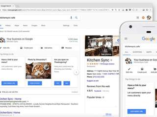 Google My Business / Map Listing Creation