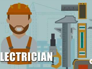 Electrician available for apartments and any