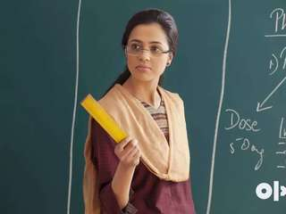 Strict & Tight Lady Teacher Required for School And Coaching