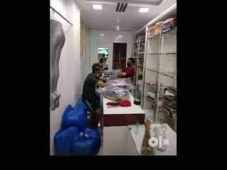 220 sq ft shop in Vichumbe, New Panvel, road front,mid market for sale