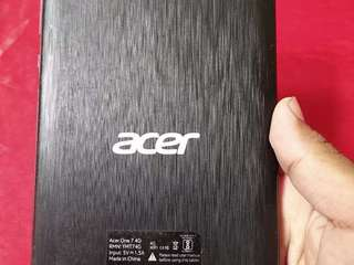 Acer one 7 New 4G Table in Very Good Condition , 0 Fault -100% Working