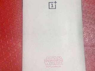 OnePlus 5t 8/128 gb Star Wars Special Edition