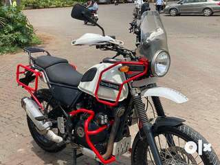 Royal Enfield Himalayan First Owner