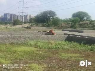 Residential plot near 142 metro station rate only 12000 per sq. Yard.