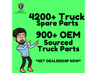 Get High End Quality TATA And Leyland Truck Spare Parts