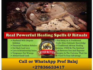 Witchcraft Spells: Authentic Spell Caster and Herbalist   Spells Caster With Distance Healing Powers - Traditional Healing Spells and Rituals