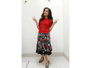 Gwalior high profile independent college girl available